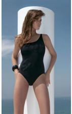 Damen Bademode - Gideon Oberson Sheer Beauty Badeanzug mit einem Schulter-Träger  – 312-2241
