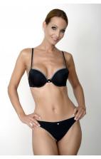 Calvin Klein Naked Glamour Push Up Bra black - F3317E-001