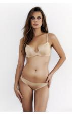 Calvin Klein Push Positive Slip Bikini skin - F3499E-20N