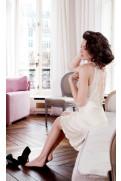 Simone Pérèle – Céleste Nighty aus eleganter Spitze in ivory - 12M 940